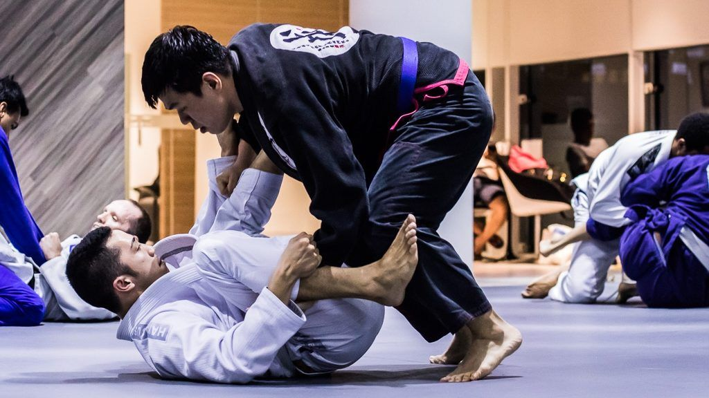 3 martial arts suitable for beginners